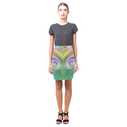 Frax Fractal Rainbow Nemesis Skirt (Model D02)