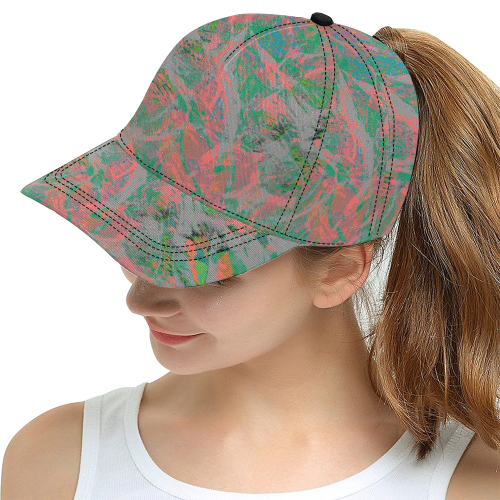 wheelVibe_vibe38 All Over Print Snapback Hat D