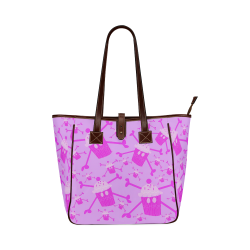cupcakelogototebag Classic Tote Bag (Model 1644)