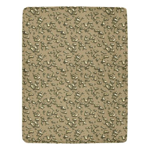 golden drops Ultra-Soft Micro Fleece Blanket 54''x70''