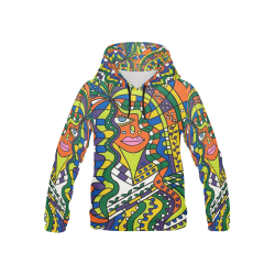 Enchantment All Over Print Hoodie for Kid (USA Size) (Model H13)