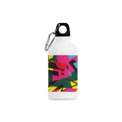 Crolorful shapes Cazorla Sports Bottle(13.5OZ)