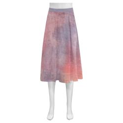 Noontide Mnemosyne Women's Crepe Skirt (Model D16)