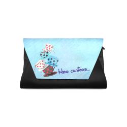 Teatime Alice Clutch Bag (Model 1630)