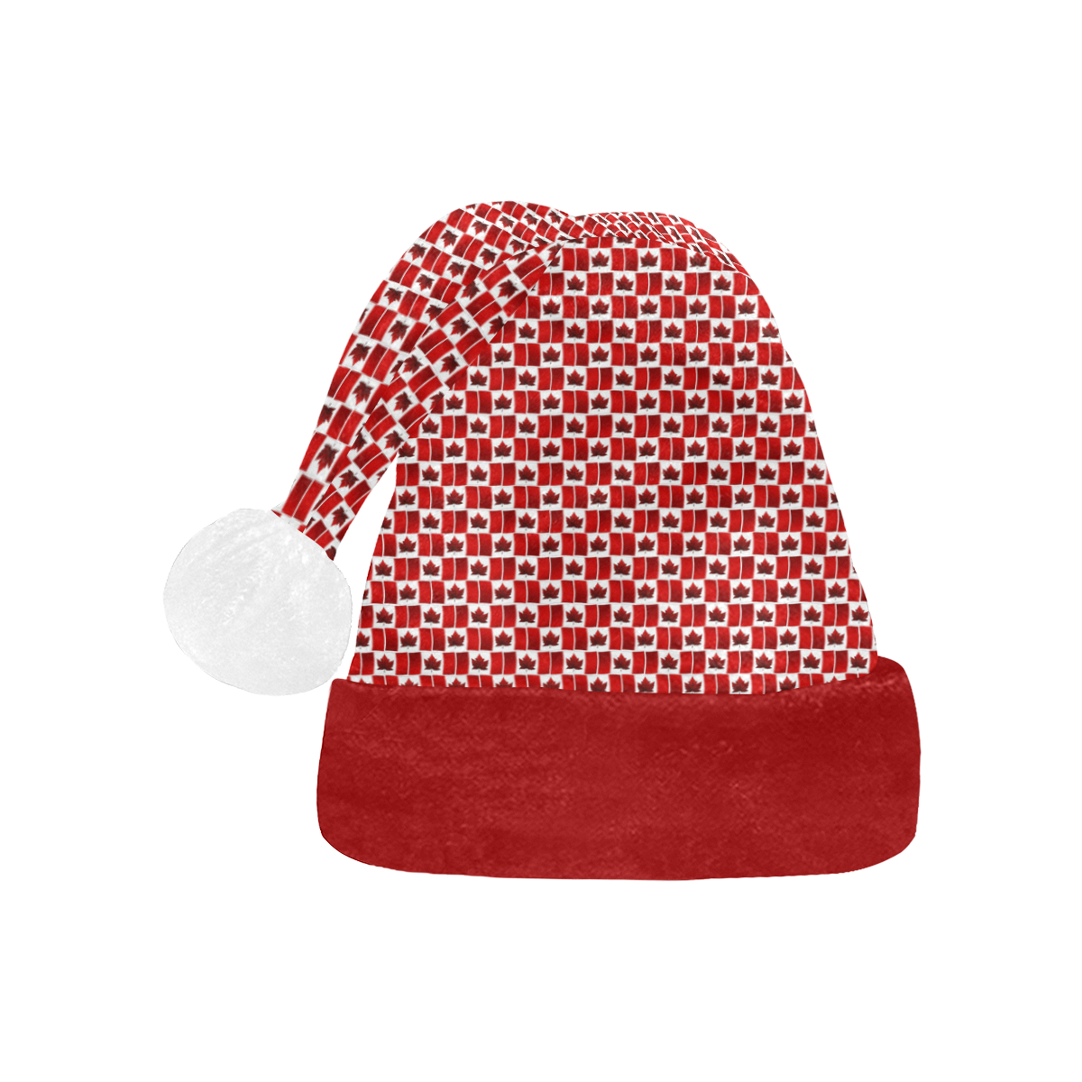 Canada Flag Santa Hats Santa Hat