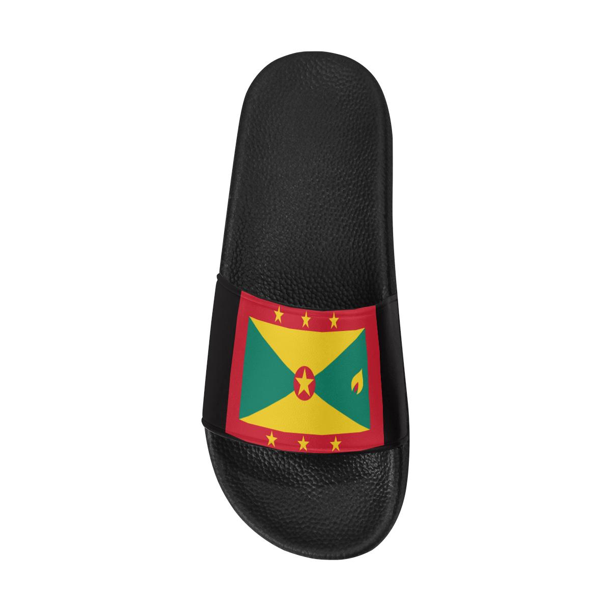 manusartgnd Women's Slide Sandals (Model 057)