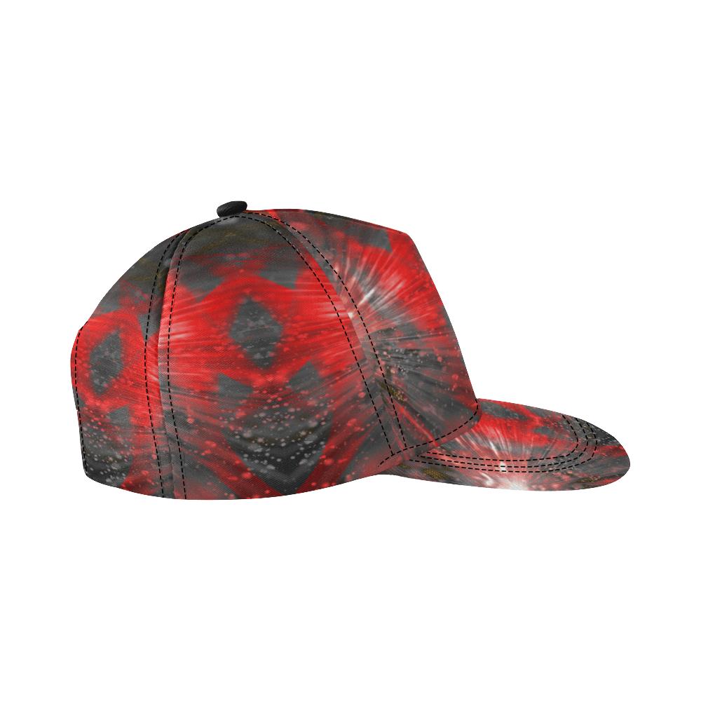 wheelVibe_vibe19 All Over Print Snapback Hat D