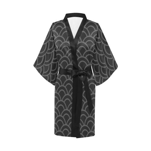 Rising Sun Kimono Robe
