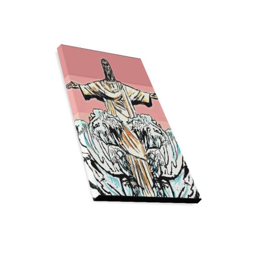 """Saviorwaves Canvas Print 16""""x20"""""""
