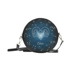 Aries Round Sling Bag (Model 1647)