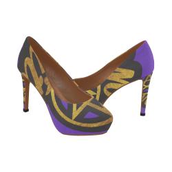 BeWitchy Heels Women's High Heels (Model 044)
