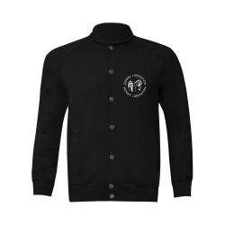 Animal Liberation, Human Liberation Men's Baseball jacket (Model H12)