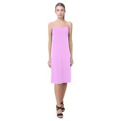 Pink Alcestis Slip Dress (Model D05)