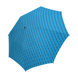 PLASTIC Semi-Automatic Foldable Umbrella (Model U05)
