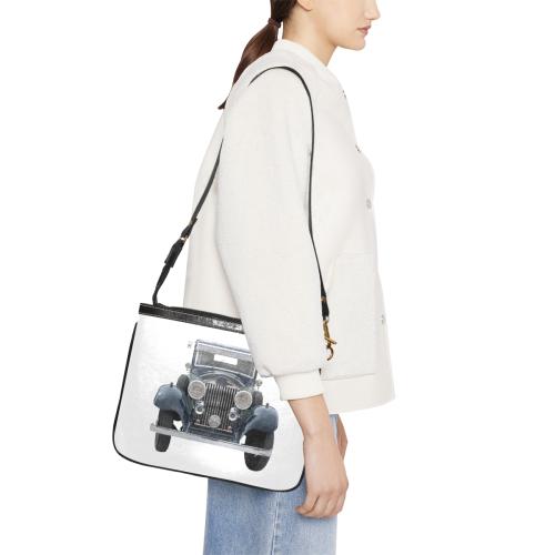 oldtimer Small Shoulder Bag (Model 1710)