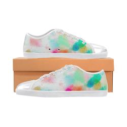 painteddreams Canvas Shoes for Women/Large Size (Model 016)