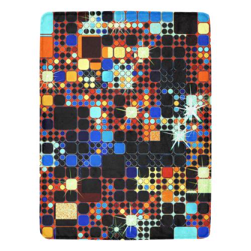 "TechTile #7 - Jera Nour Ultra-Soft Micro Fleece Blanket 60""x80"""