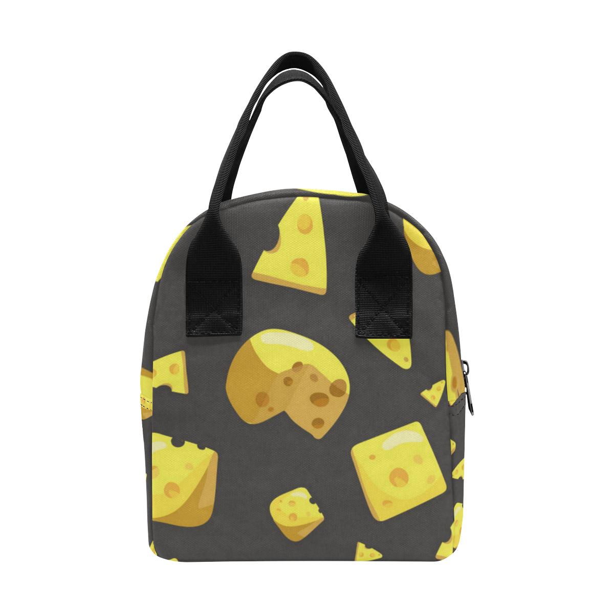 Swiss Cheese Lunch Bag Zipper Lunch Bag (Model 1689)