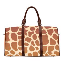 Urban Safari Waterproof Travel Bag/Small (Model 1639)