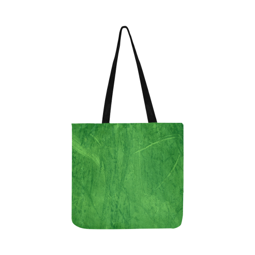 Green Frog by Artdream Reusable Shopping Bag Model 1660 (Two sides)