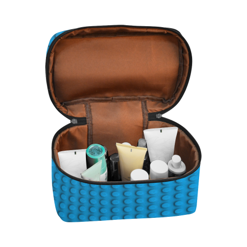 PLASTIC Cosmetic Bag/Large (Model 1658)