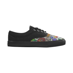 Shell Aries Women's Canvas Shoes (Model 029)