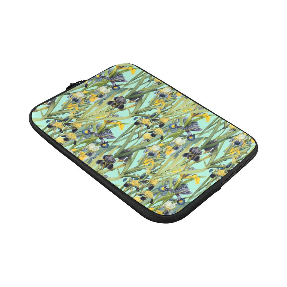 "Irises Custom Sleeve for Laptop 15.6"""