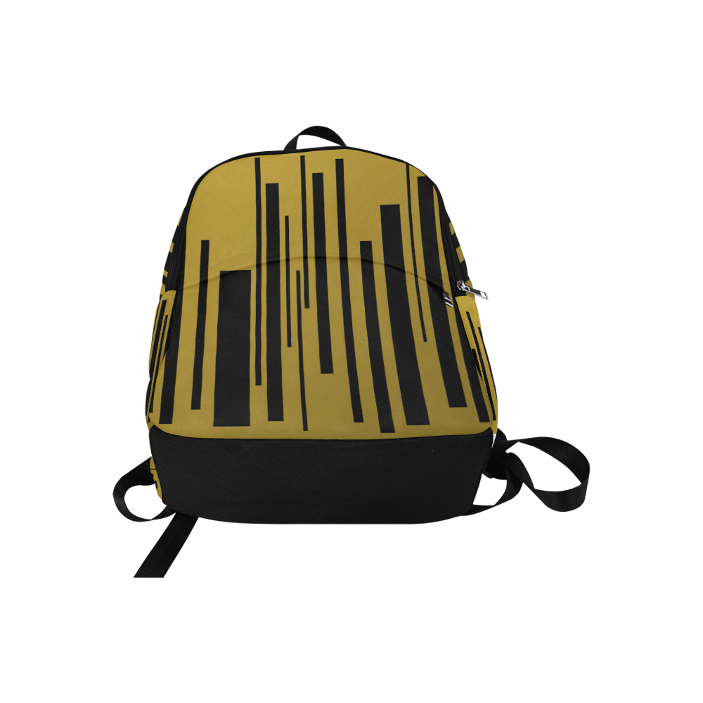 city of gold Fabric Backpack for Adult (Model 1659)