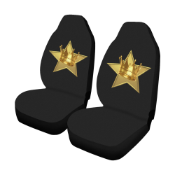 Crown Star CarSeatCover Car Seat Covers (Set of 2)