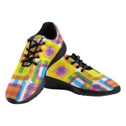 deportivas de hombre retro 70 Men's Athletic Shoes (Model 0200)