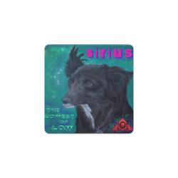 Sirius Cover Square Coaster
