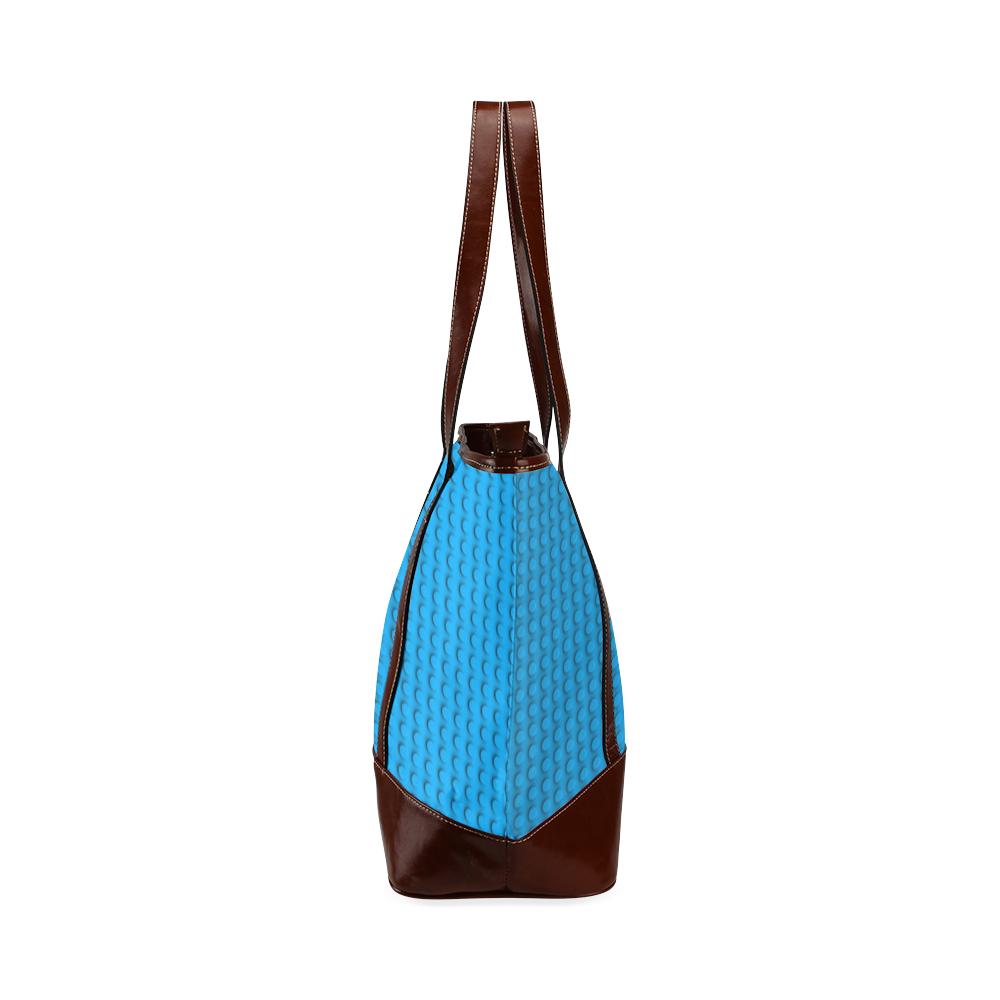 PLASTIC Tote Handbag (Model 1642)