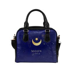 Moon goddess Shoulder Handbag (Model 1634)