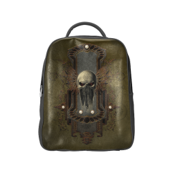 Awesome dark skull Popular Backpack (Model 1622)