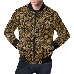 Edel by Artdream All Over Print Bomber Jacket for Men (Model H19)
