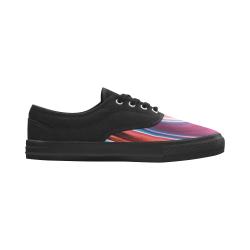 oil_b Aries Men's Canvas Shoes (Model 029)