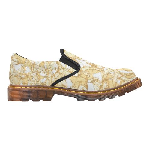 Shimmer Martin Women's Slip-On Loafer (Model 12031)