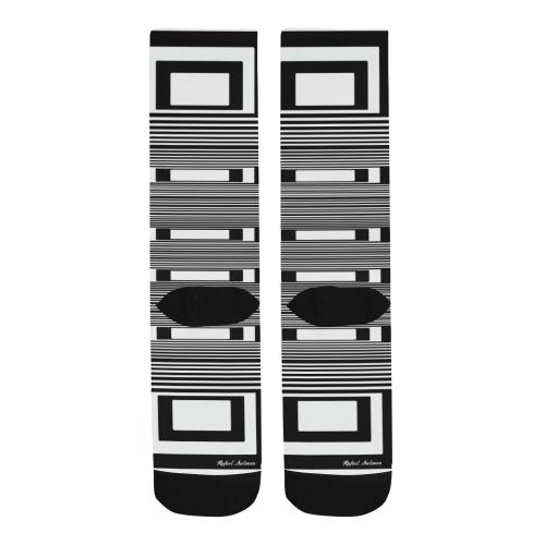 Can't make up my mind Trouser Socks (For Men)