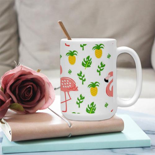 140sept Custom Ceramic Mug (15OZ)