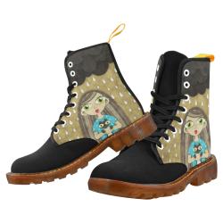We Love Rain Martin Boots For Women Model 1203H