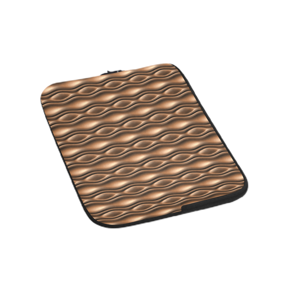 Brown leather abstract wave Microsoft Surface Pro 3/4(Slim)