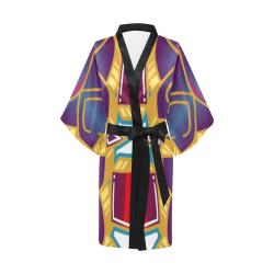 Pop Art Kimono Robe