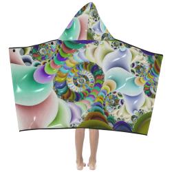 Happiness Kids' Hooded Bath Towels