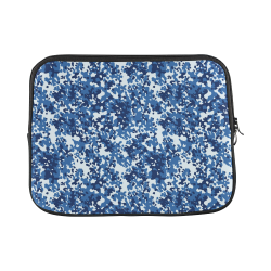 Digital Blue Camouflage Macbook Pro 13''