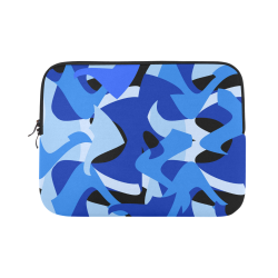 Camouflage Abstract Blue and Black Microsoft Surface Pro 3/4(Slim)