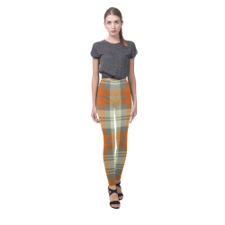 TARTAN PATTERN 54 Cassandra Women's Leggings (Model L01)