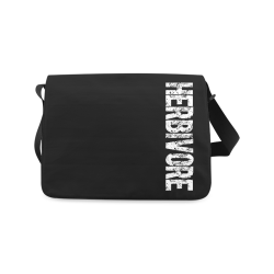 Herbivore (vegan) Messenger Bag (Model 1628)