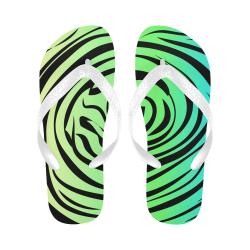 Marmoleado Flip Flops for Men/Women (Model 040)