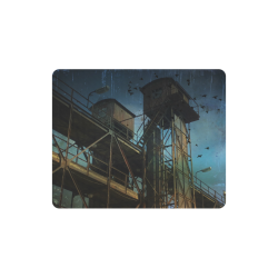 Urban retro photo Rectangle Mousepad