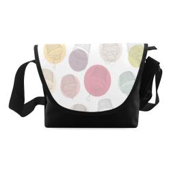 Colorful Cupcakes Crossbody Bag (Model 1631)